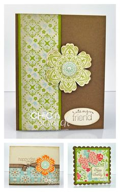 Stampin up mixed bunch
