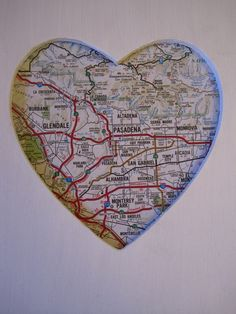 Maps of Love