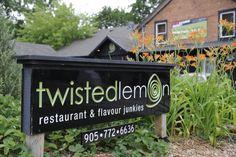 Twisted Lemon in Cayuga, Ontario  My Edible Journey