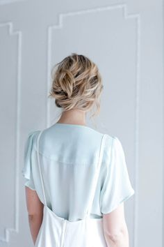 Really simple updo