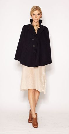 love the cape / imogene + willie florence cape
