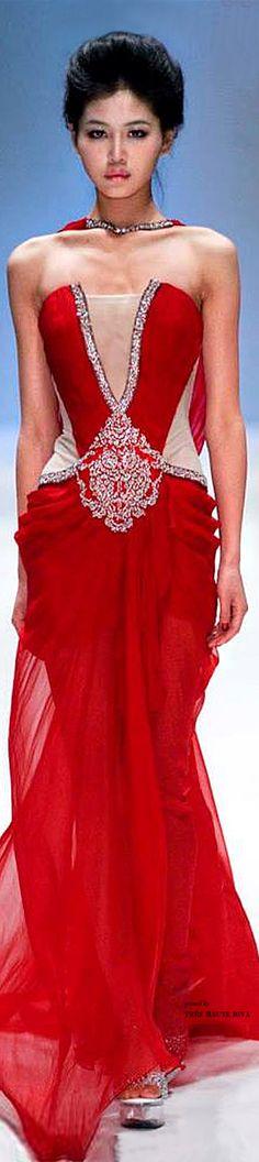 Zhang Jingjing Couture
