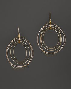 vvv Lana Jewelry Golden Globe Earrings