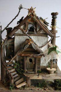 Fairy Rustic Cottage