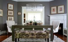 Cline Rose Designs, an Arlington, VA based interior design company since 2007, collaborating with a sophisticated clientele to create interiors that are both stylish and functional.