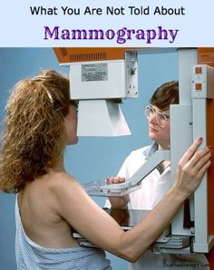3 Risks Your Doctor Won't Tell You About Mammography from Real Food Forager -  More great info from Jill!  Everyone should read this. What do YOU think about mammographies? Just one of the features in this week's Allergy-Free Wednesday