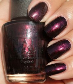 Every Month Is Oktoberfest from OPI Germany Collection Fall 2012