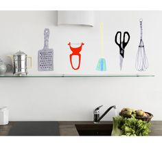 Grace Lee wall decal range at The Wall Sticker Company
