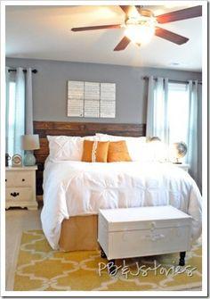 Spare bedroom idea...