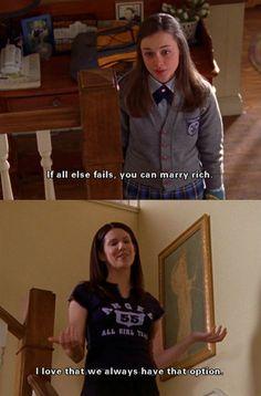 Gilmore Girls. Love