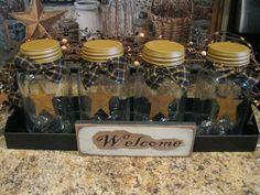 jar cubbi, glass canist