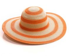 DIY your own sun protection with a hat and craft paint from Martha Stewart Crafts