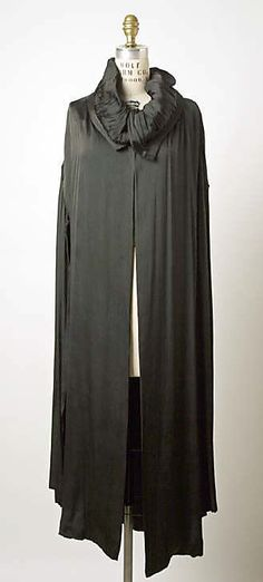 Coat  House of Patou (French, founded 1919)  Designer: Jean Patou (French, 1887–1936) Date: 1920s