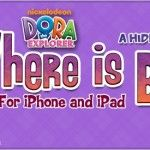 Dora the Explorer: Where is Boots? A hide and seek adventure! by MTV and Budge Studios – Giveaway