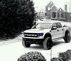 I want a Ford Raptor