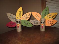 Kid craft for thanksgiving! Easyyyy!