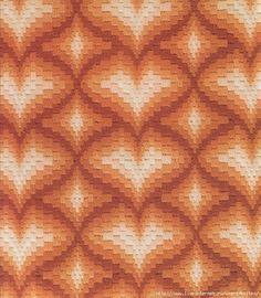 44 (611x700, 471Kb) bargello needlepoint
