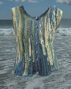 Jane Thornley--Knit a Beach