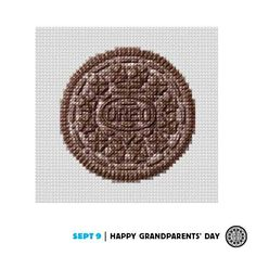 Grandparents are always there for a quick dunk if you need it :) #dailytwist http://oreo.ly/dailytwist