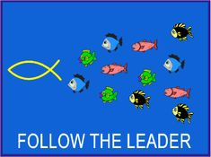 Bulletin Board - Follow the Leader
