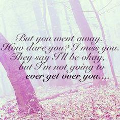 Over You  Miranda Lambert