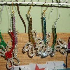Beaded Dragonfly Ornaments/Sun Catchers