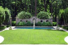 modern gardens, interior design, pool, interior garden, beauti garden, architecture, garden design ideas, atlanta, modern garden design