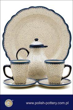 Polish Pottery - Manufaktura Boleslawie