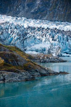 glaciers, alaska
