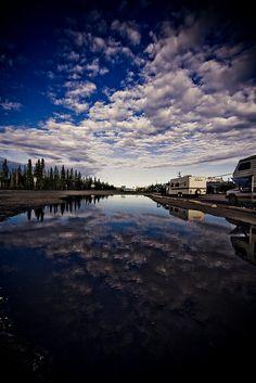 In Your Dreams by code poet - Taken in Tok, Alaska http://www.flickr.com/photos/74122471@N00/1712928840 dream