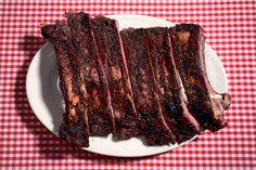 Recipe: Salt-and-Pepper Beef Ribs || Photo: Zachary Zavislak for The New York Times. Food Stylist: Liza Jernow. Prop Stylist: Kim Ficaro.