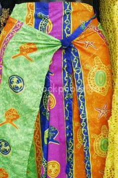sarongs from mexico | StockphotoPro: Images for Mexico > Sarongs for sale in Cozumel Mexico