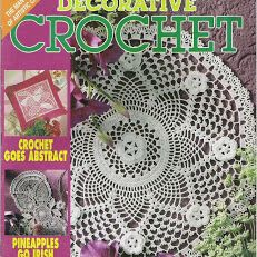 loads of beautiful crochet magazines free patterns in them