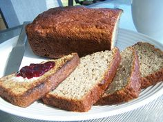 Skinny GF Chef @ the Gluten-Free Home Bakery: Really Good Paleo Gluten Free Bread, low carb, bread machine & xanthan free option!