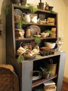 Great Stepback cupboard