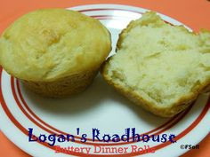 Logan's Roadhouse Buttery Dinner Rolls