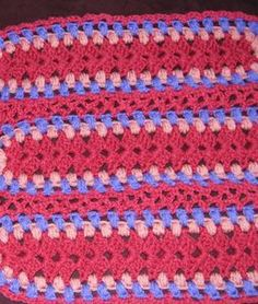 Easy Mile a Minute Crochet Instructions
