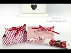 Lip Balm Box Tutoria