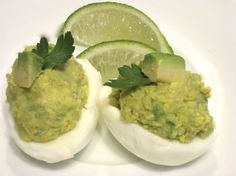 deviled eggs the primal way.