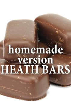 The Chew's Michael Symon was at it again with a delicious dessert recipe for a homemade Heath Bar. Check out Michael's DIY version, called Happy Bars! http://www.recapo.com/the-chew/the-chew-recipes/chew-homemade-heath-bar-recipe-michael-symon-happy-bars-recipe/