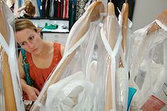 The 5 Don'ts of Wedding Shopping from TLC! #bridal #wedding