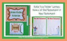 New Testament Divisions
