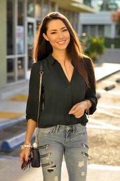 Hapa Time - a California fashion blog by Jessica: Edge of Autumn