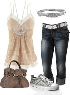 """""""Ready for Summer"""" by dori-tyson on Polyvore"""