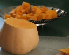 How to cut a butternut squash into cubes - without losing any fingers or your mind!