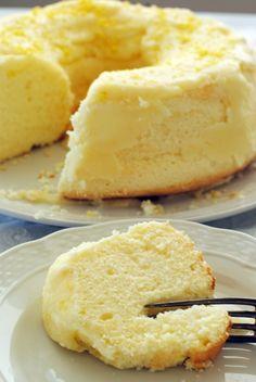 Glu-Fri recetas sin gluten ricette senza glutine: Chiffon cake sin gluten Chiffon cake sin gluten