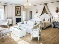 interior design, water mill, mansion, villa, dream homes, master suite, master bedrooms, dream houses, bedroom designs