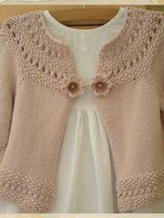 & Cardigan Knitting Patterns on Pinterest | Baby Cardigan, Knitting