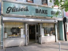 Great Cookies at Glaser's Bake Shop: Traditional Bakery on the Upper East Side