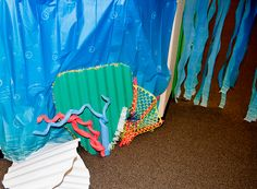 Under the sea at Weird Animals VBS!